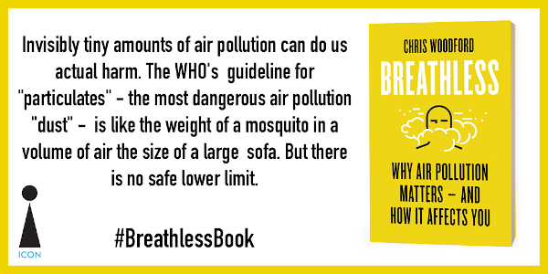 Breatless factoid about particulates.