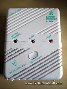 How do carbon monoxide detectors work? - Explain that Stuff
