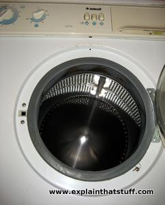 Clothes washer machine