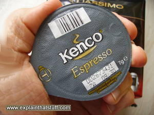 kraft coffee pods
