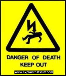danger of death poster