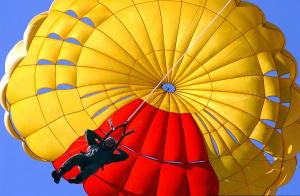 How Parachutes Work The Science Of Air Resistance