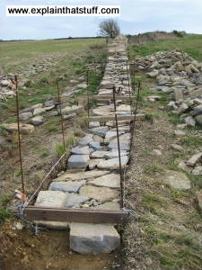 How To Build Dry Stone Walls Explain That Stuff