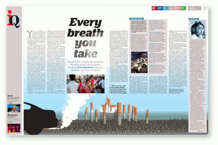 Thumbnail of Every Breath You Take article by Chris Woodford.
