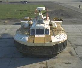 Photo of a hovercraft by NASA