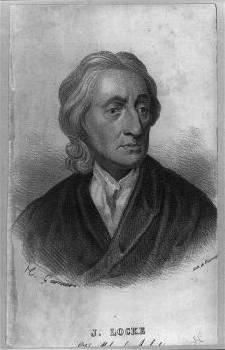 John Locke portrait.