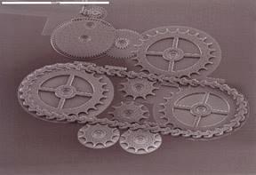 nanotechnology gears