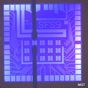 Artificial synapse on a computer chip made by NIST