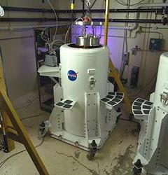 NASA experimental flywheel