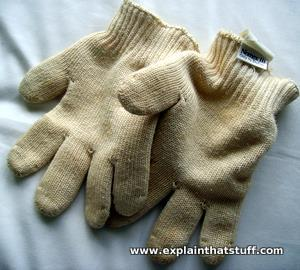 Nomex® III cooking gloves