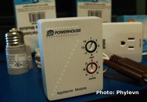 Powerhouse X10 appliance module