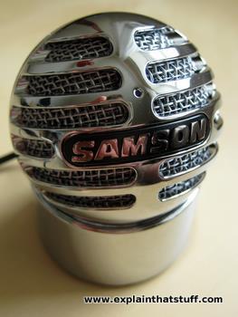 Samson Meteorite USB computer microphone