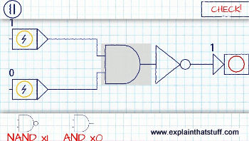 How do logic gates work? - Explain that Stuff