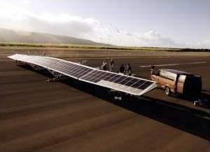 Solar Ed Airplane By Nasa