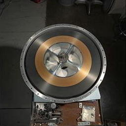 NASA space flywheel
