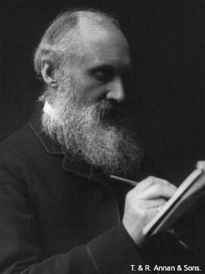 William Thomson, Lord Kelvin, 1824-1907